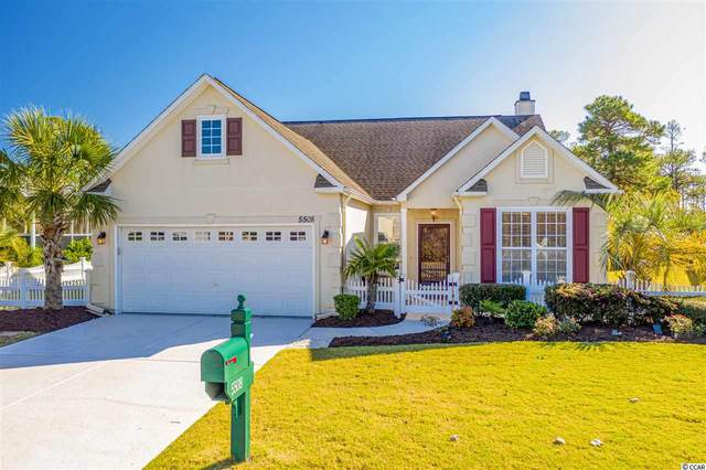 5508 Whistling Duck Dr., North Myrtle Beach, SC 29582 (MLS #2025501) :: The Litchfield Company