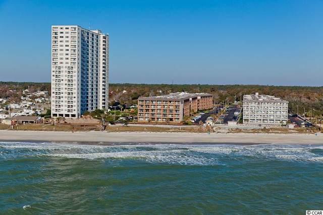 5905 S Kings Hwy. #405, Myrtle Beach, SC 29575 (MLS #2025507) :: The Litchfield Company