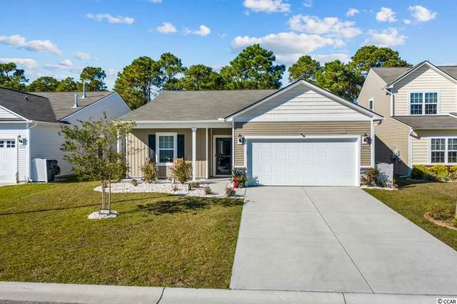 2813 Eton St., Myrtle Beach, SC 29579 (MLS #2025540) :: The Litchfield Company