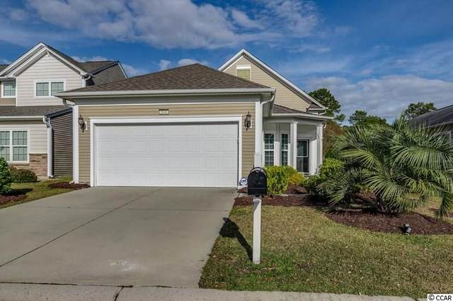 5100 Weatherwood Dr., North Myrtle Beach, SC 29582 (MLS #2025555) :: The Litchfield Company