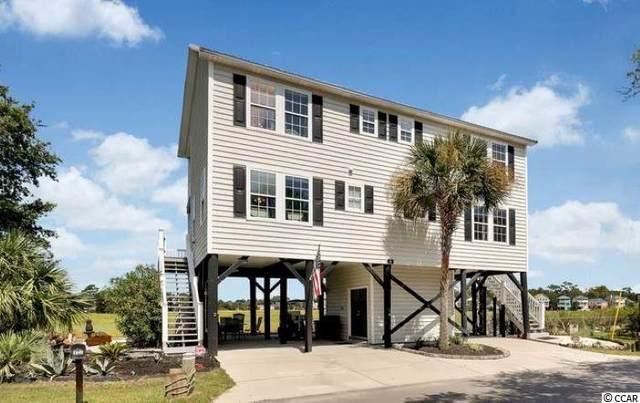 911 N Dogwood Dr., Murrells Inlet, SC 29576 (MLS #2025556) :: Jerry Pinkas Real Estate Experts, Inc