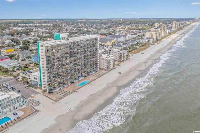1210 N Waccamaw Dr. #1112, Garden City Beach, SC 29576 (MLS #2025559) :: Duncan Group Properties