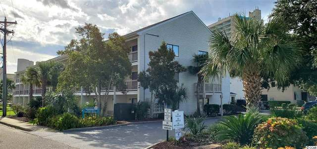 209 75th Ave N 5112/5113, Myrtle Beach, SC 29572 (MLS #2025567) :: The Lachicotte Company