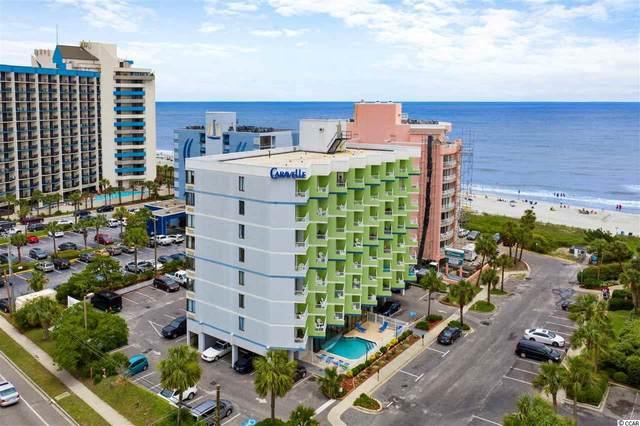 7000 N Ocean Blvd. N #530, Myrtle Beach, SC 29572 (MLS #2025576) :: The Greg Sisson Team with RE/MAX First Choice