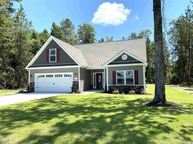 152 Barons Bluff Dr., Conway, SC 29526 (MLS #2025582) :: The Litchfield Company