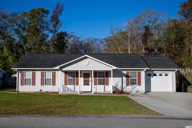 4408 Bradford Circle, Myrtle Beach, SC 29588 (MLS #2025591) :: The Lachicotte Company