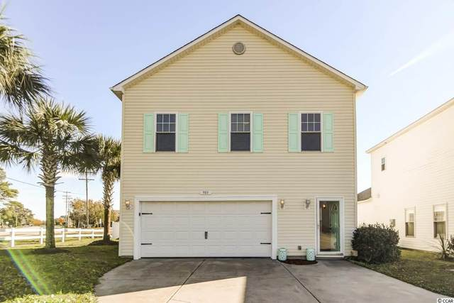 903 Ocean Pines Ct., North Myrtle Beach, SC 29582 (MLS #2025602) :: James W. Smith Real Estate Co.