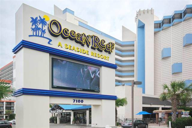 7100 N Ocean Blvd. #623, Myrtle Beach, SC 29572 (MLS #2025620) :: Coastal Tides Realty
