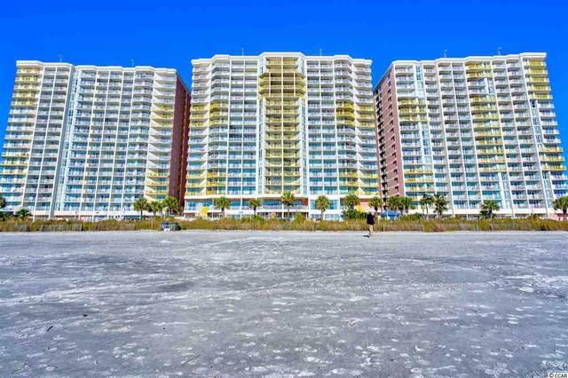 2701 S Ocean Blvd. #1409, North Myrtle Beach, SC 29582 (MLS #2025643) :: Jerry Pinkas Real Estate Experts, Inc