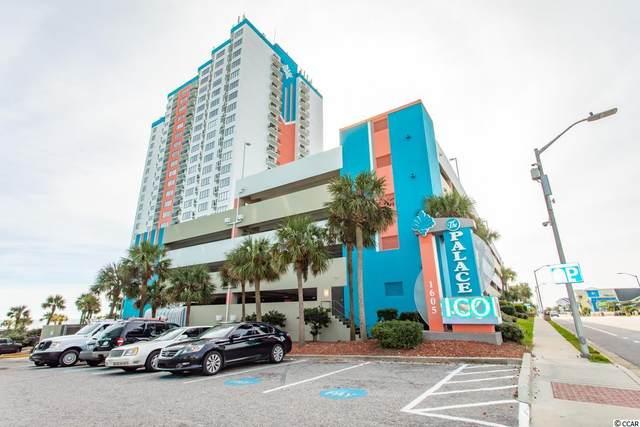 1605 S Ocean Blvd. #1102, Myrtle Beach, SC 29577 (MLS #2025645) :: Duncan Group Properties