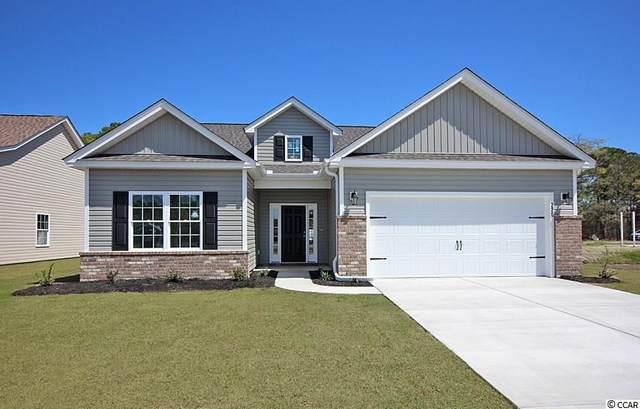 469 Rycola Circle, Surfside Beach, SC 29575 (MLS #2025648) :: Jerry Pinkas Real Estate Experts, Inc