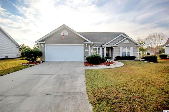 891 Lalton Dr., Conway, SC 29526 (MLS #2025650) :: James W. Smith Real Estate Co.