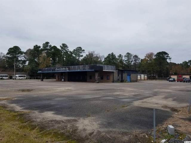 2820 Highmarket St., Georgetown, SC 29440 (MLS #2025664) :: The Litchfield Company