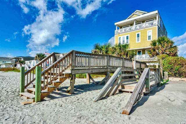 2808 N Ocean Blvd., North Myrtle Beach, SC 29582 (MLS #2025667) :: Dunes Realty Sales