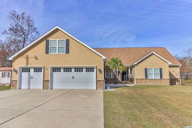 17 Smith Blvd., Myrtle Beach, SC 29588 (MLS #2025674) :: The Litchfield Company