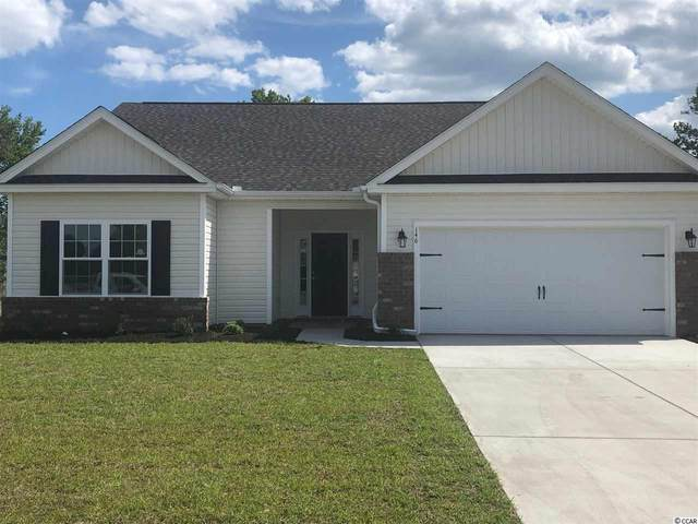 327 Palm Terrace Loop, Conway, SC 29526 (MLS #2025678) :: Welcome Home Realty