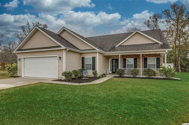 418 Channel View Dr., Conway, SC 29527 (MLS #2025718) :: The Litchfield Company