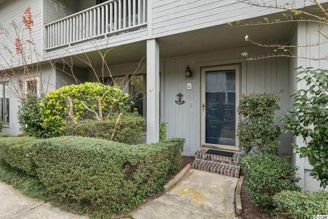 304 75th Ave N G, Myrtle Beach, SC 29572 (MLS #2025724) :: Leonard, Call at Kingston