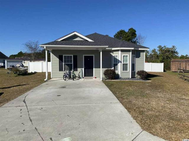 207 Pepperberry Ct., Conway, SC 29526 (MLS #2025726) :: Hawkeye Realty