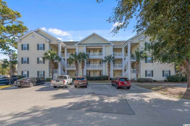 601 Hillside Dr. N #3521, North Myrtle Beach, SC 29582 (MLS #2025729) :: The Greg Sisson Team with RE/MAX First Choice