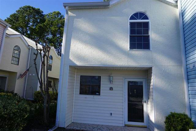 6703 Jefferson Pl. C-1, Myrtle Beach, SC 29572 (MLS #2025733) :: The Greg Sisson Team with RE/MAX First Choice