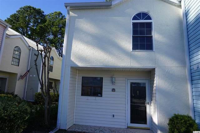6703 Jefferson Pl. C-1, Myrtle Beach, SC 29572 (MLS #2025733) :: Duncan Group Properties