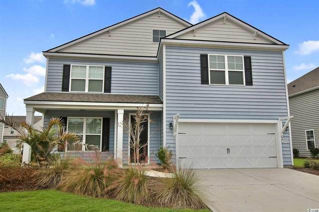 4592 Planters Row Way, Myrtle Beach, SC 29579 (MLS #2025738) :: James W. Smith Real Estate Co.
