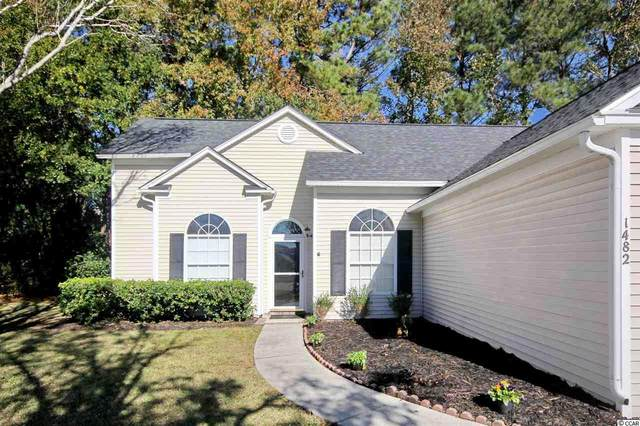 1492 Riceland Ct., Murrells Inlet, SC 29576 (MLS #2025742) :: Right Find Homes