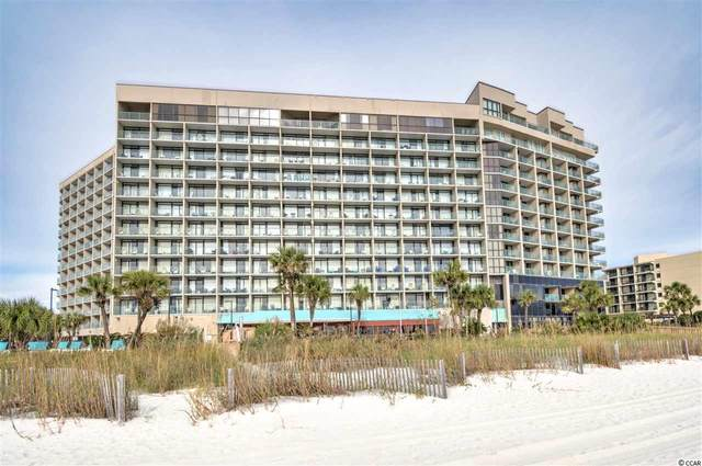 201 74th Ave. N #2627, Myrtle Beach, SC 29572 (MLS #2025750) :: Right Find Homes