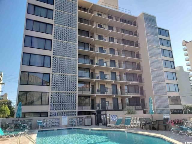 7601 N Ocean Blvd. D2, Myrtle Beach, SC 29572 (MLS #2025771) :: The Litchfield Company