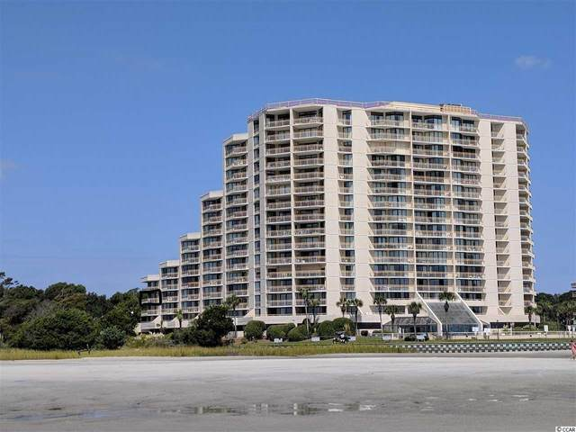 101 Ocean Creek Dr., Myrtle Beach, SC 29572 (MLS #2025773) :: Right Find Homes