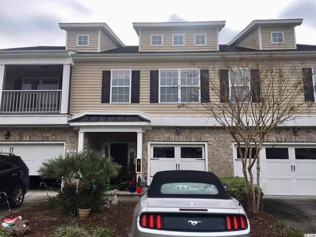 408 Blacksmith Ln. #408, Myrtle Beach, SC 29579 (MLS #2025785) :: James W. Smith Real Estate Co.