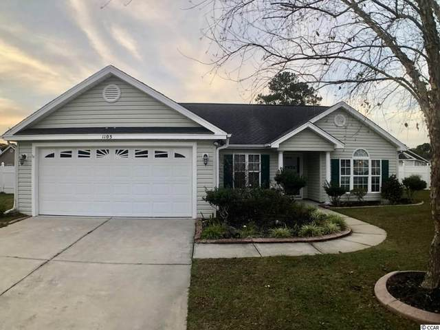 1105 Ella Ct., Myrtle Beach, SC 29588 (MLS #2025787) :: Welcome Home Realty