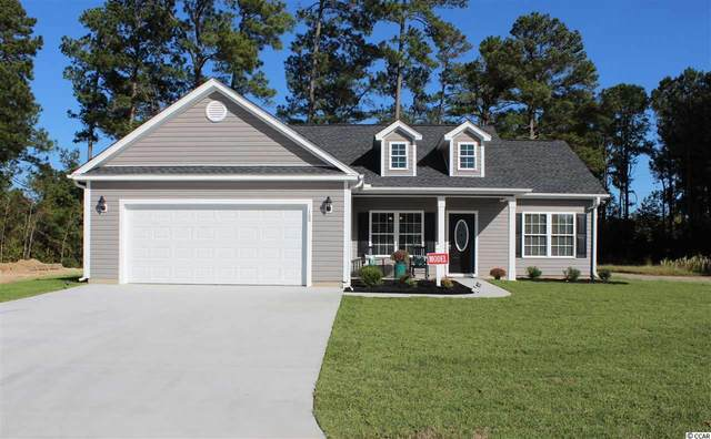 204 Baylee Circle, Aynor, SC 29544 (MLS #2025806) :: The Lachicotte Company