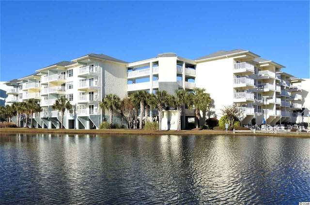 14290 Ocean Hwy. #316, Pawleys Island, SC 29585 (MLS #2025807) :: The Litchfield Company