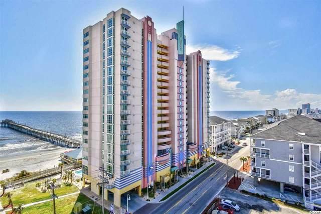 3500 N Ocean Blvd. #1401, North Myrtle Beach, SC 29582 (MLS #2025823) :: Duncan Group Properties