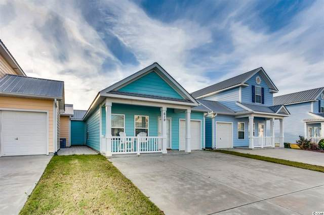 619 Surfsong Way B7-3, North Myrtle Beach, SC 29582 (MLS #2025832) :: Welcome Home Realty