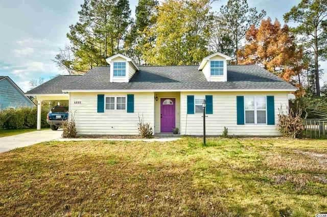 1111 Jasmine Trail, Little River, SC 29566 (MLS #2025845) :: James W. Smith Real Estate Co.