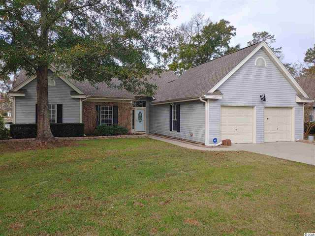 1665 Coventry Rd., Surfside Beach, SC 29575 (MLS #2025866) :: The Lachicotte Company