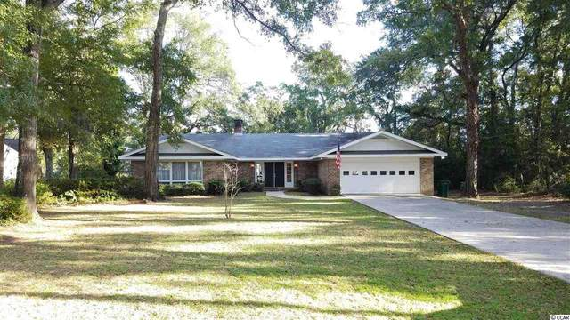 414 Rum Gully Rd., Murrells Inlet, SC 29576 (MLS #2025877) :: The Lachicotte Company
