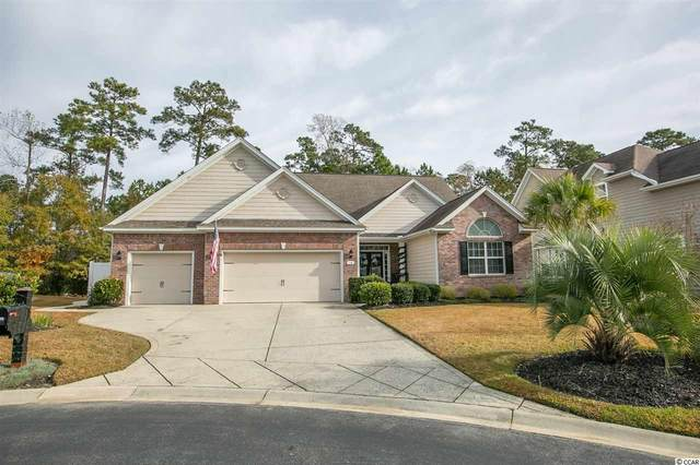 18 Fieldstone Ct., Murrells Inlet, SC 29576 (MLS #2025896) :: The Lachicotte Company