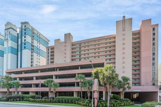 2207 S Ocean Blvd. #1216, Myrtle Beach, SC 29577 (MLS #2025907) :: Right Find Homes