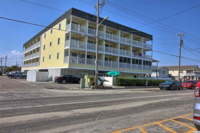 301 N Waccamaw Dr. #107, Garden City Beach, SC 29576 (MLS #2025911) :: The Litchfield Company