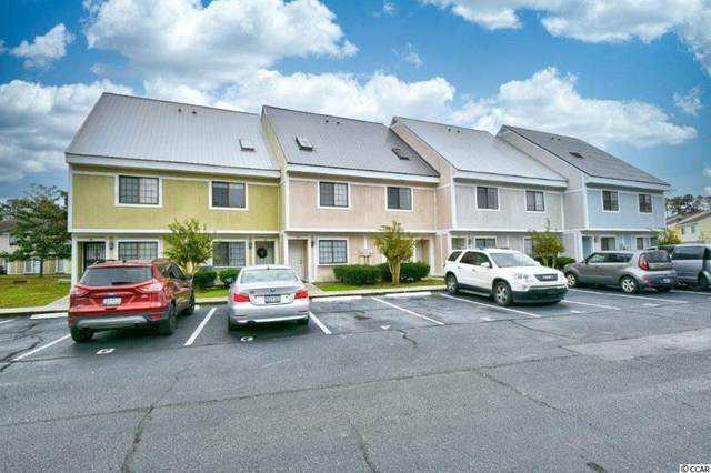 1210 Pinegrove Dr. Apt. G, Myrtle Beach, SC 29577 (MLS #2025945) :: The Lachicotte Company