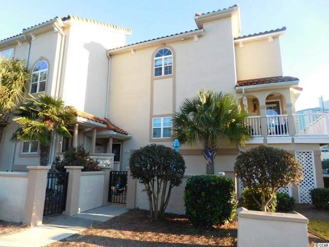 212 4th Ave. N #101, North Myrtle Beach, SC 29582 (MLS #2025951) :: The Litchfield Company