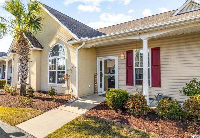 909 Wrigley Dr. 18-2, Myrtle Beach, SC 29588 (MLS #2025955) :: Duncan Group Properties