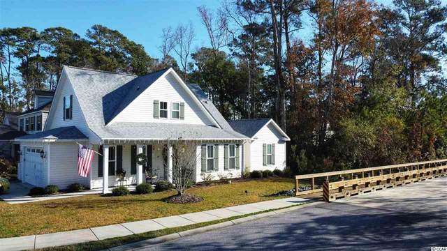 16 Dunning Rd., Pawleys Island, SC 29585 (MLS #2026002) :: Garden City Realty, Inc.