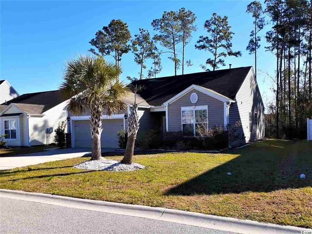 128 Carolina Oaks Dr., Murrells Inlet, SC 29576 (MLS #2026008) :: The Lachicotte Company