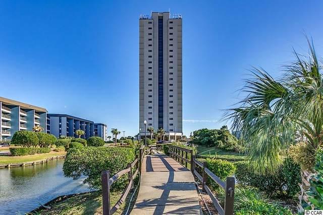 5905 S Kings Highway #805, Myrtle Beach, SC 29575 (MLS #2026014) :: Duncan Group Properties