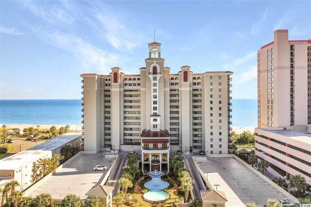 5310 North Ocean Blvd. #307, Myrtle Beach, SC 29577 (MLS #2026033) :: Right Find Homes